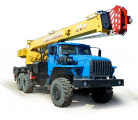 Галичанин КС-55713-3-3 — Урал-4320-70МИ03