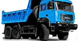 Урал 6370K 6×6