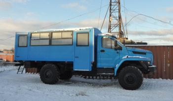 Урал NEXT 32552-5013-71Е5 4х4 full