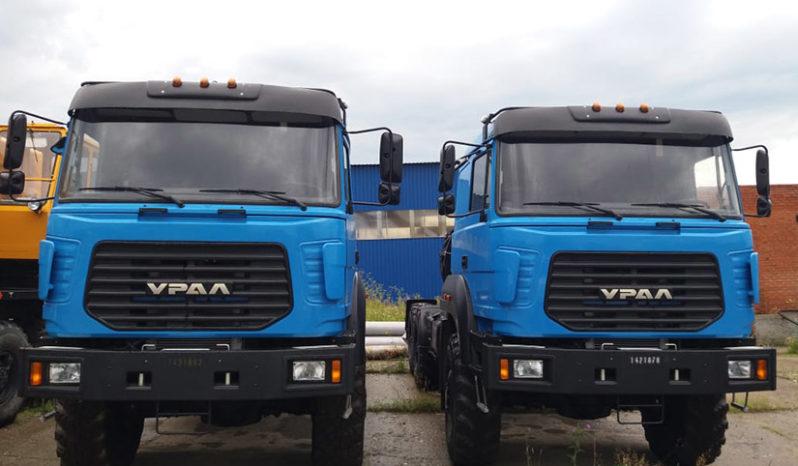 Тягач Урал-М 44202-3511-82Е5 6×6 full