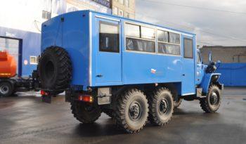 Вахтовый автобус Урал 32551-0013-61Е5 – 20+2 места 6х6 full