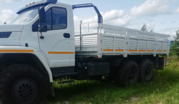 Бортовой Урал 4320-5911-74Е5 6×6 full